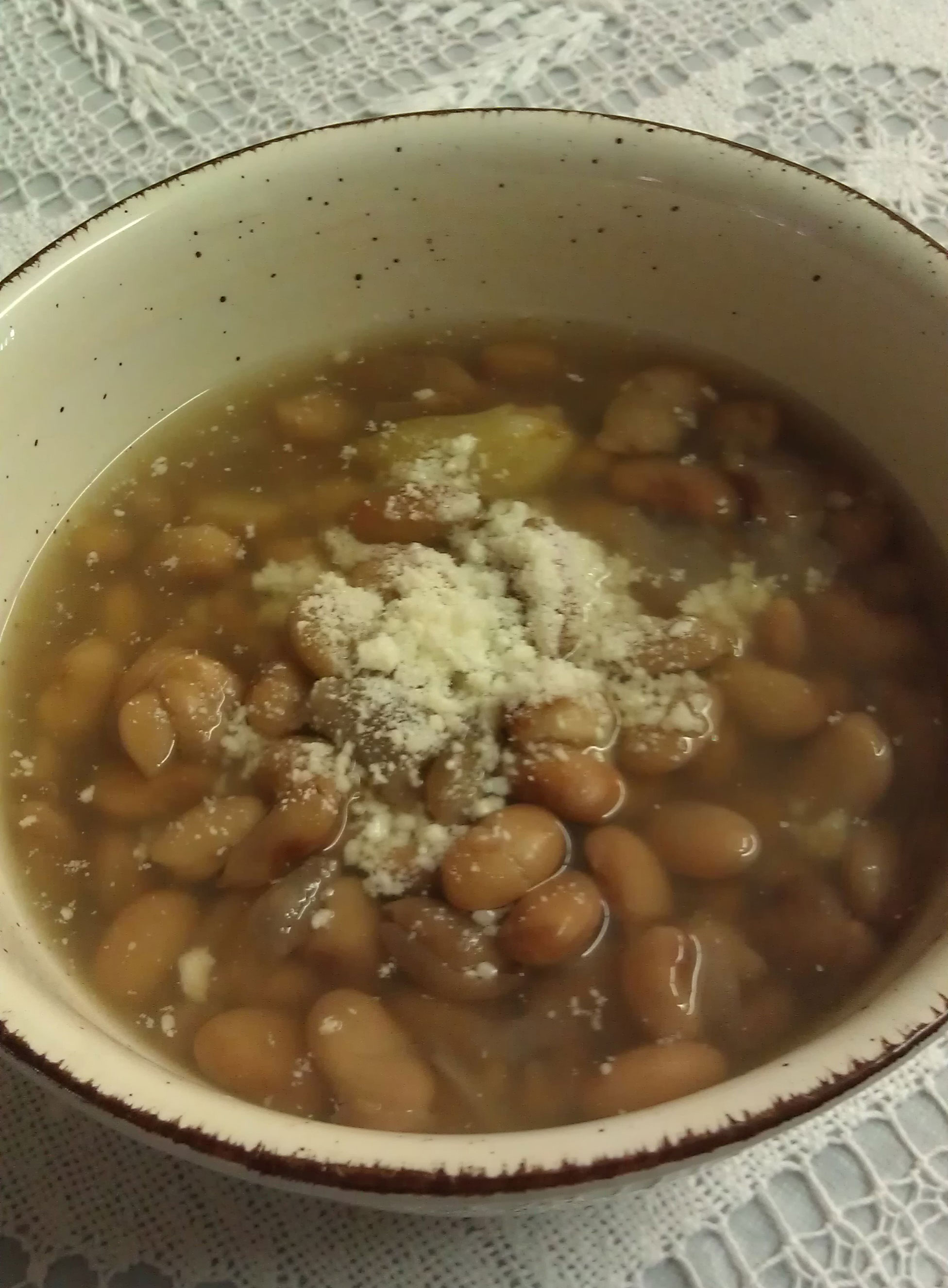 Authentic Mexican Pinto Beans (Frijoles de la Olla) Recipe