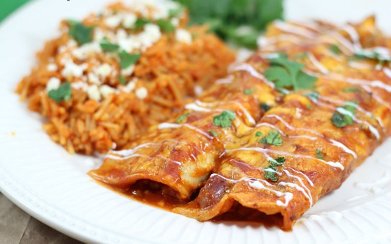 Chili Cheese Enchiladas Recipe