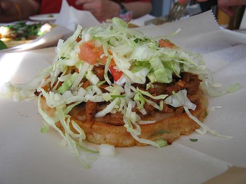 Mexican Sopes Recipe Free Mexican Recipes
